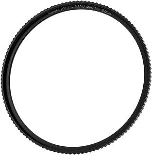 Kawakarpo 52mm UV Filter,Camera uv Lens Filter, UV Protection Filter, Ultra-Slim, to Prevent The Lock,B270 Schott,Nano HD ...