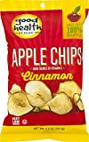 Good Health Cinnamon Apple Chips 2.5 oz. Bag (6 Bags)