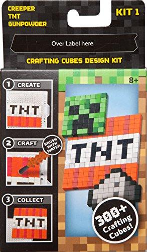 Mattel Minecraft Crafting Table Refill Pack #1 Overworld