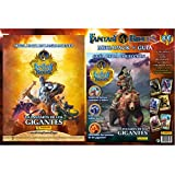Megapack Lanzamiento Fantasy Riders Serie 2 (La Invasion De Los Gigantes)