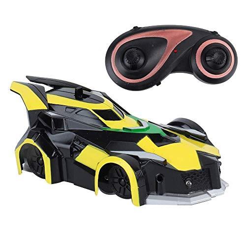 ADLIN Al aire libre Juguetes educativos, control remoto de pared de escalada de coches de juguete - Modo Dual 360 ° de rotación Stunt Car Racing recargable vehículo regalo for los niños, juguetes de n