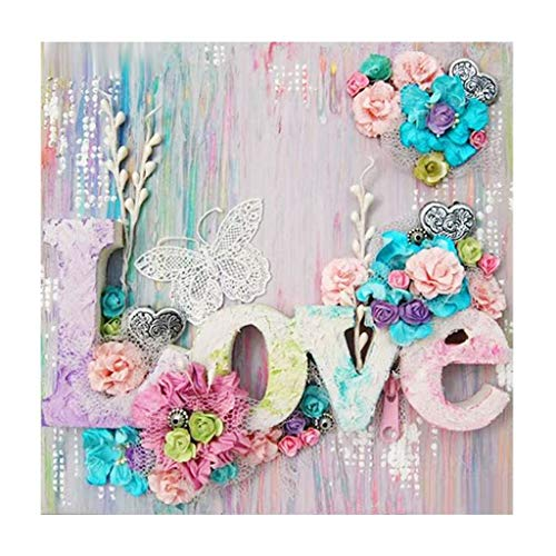 Vansiho DIY 5D Diamond Painting by Number Kits Full Drill Rhinestone Embroidery Cross Stitch Pictures Arts Craft for Home Wall Decor,Cat(30X40cm//12X16inch)