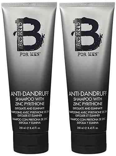 Tigi Bed Head Men Anti Dandruff Shampoo, 8.45-ounce (2 Pack)