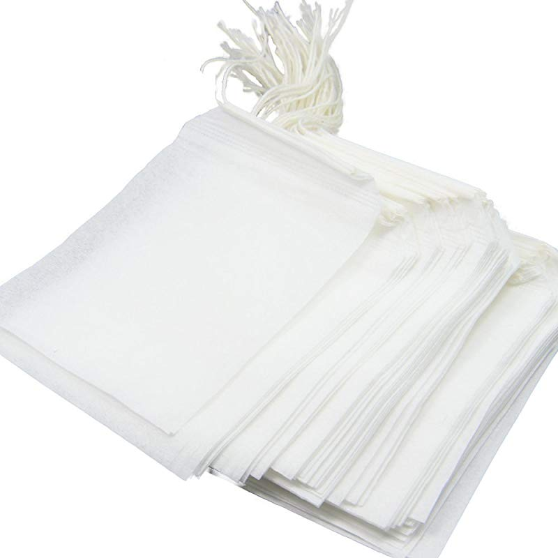 Disposable Tea Filter Bags 100 Count
