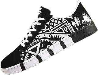 Men/Women Low-Cut Canvas Shoes+Belt Casual Sneaker Sports Shoes Wear-Resistant Non-Slip