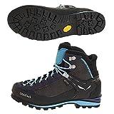 Salewa WS Crow Gore-TEX Scarponi da trekking e da escursionismo, Premium Navy/Ethernal Blue, 38 EU