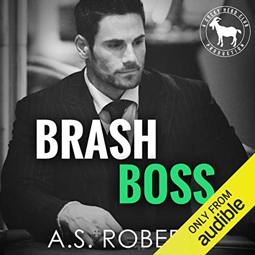 Brash Boss  By  cover art