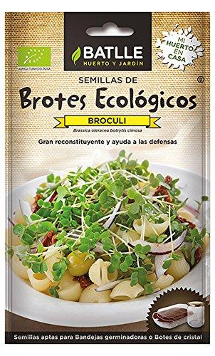 Semillas Ecológicas Brotes - Brotes ecológicos de Broculi