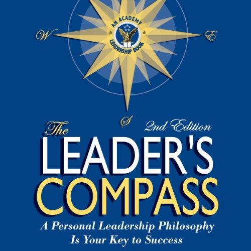 The Leader's Compass audiobook cover art