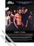 1art1 Fight Club Poster (91x61 cm) Brad Pitt, Film Review