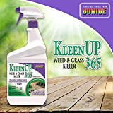 Bonide (BND730 - KleenUp 365 Weed & Grass Killer, Ready to Use Outdoor Non-Selective Weed & Grass Control Herbicide (32 oz.)