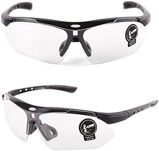 UV400 - Gafas de Sol antiarañazos para Deportes de Golf, Ciclismo, Ciclismo, Ciclismo