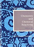 Chemistry and Chemical Reactivity CHM 140/240