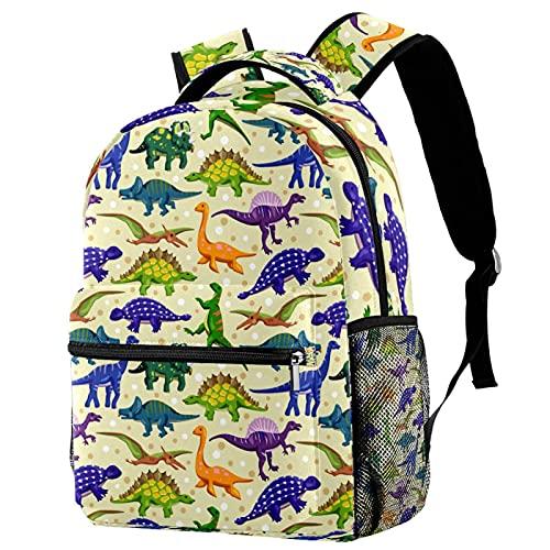 Zebras Tropical Mochila para niños y niñas, mochila de lona