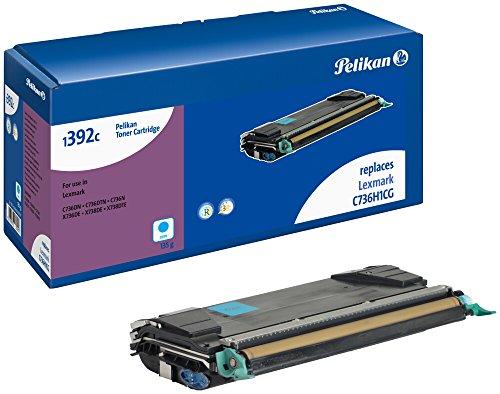 Pelikan 4237217 cartucho de tóner Cian 1 pieza(s) - Tóner para impresoras láser (10000 páginas, Cian, 1 pieza(s)) ⭐
