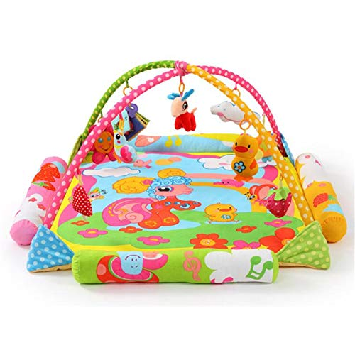 Buy Baby Play Mat Kids Rug Cute Animal Playmat Baby Gym Crawling Activity Mat Toys
