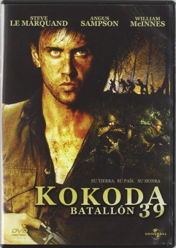 Kokoda Batallón 39 (Import Dvd) (2010) Steve Le Marquand; Angus Sampson; Willi