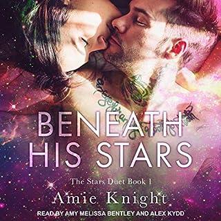 Beneath His Stars audiobook cover art