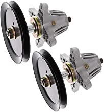 8TEN Spindle Assembly for Cub Cadet Columbia Craftsman Murray Troy Bilt MTD RZT S46 L46 618-05078 2 Pack
