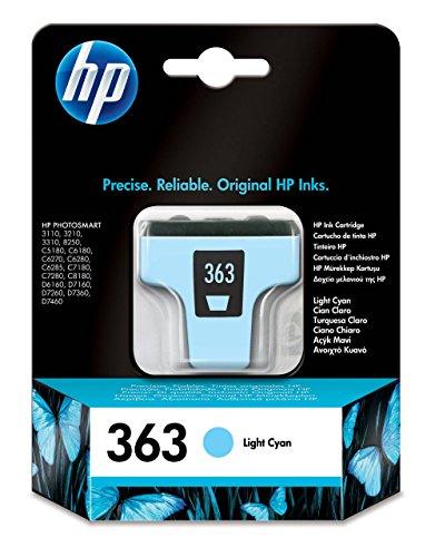 HP Patrone Nr.363 5.5ml C8774EE#ABE Tinte hellcyan Photosmart 8250 (SP)