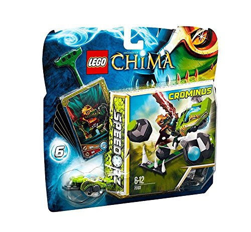LEGO Legends of Chima 70103 - Felskegeln
