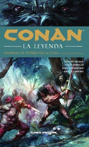Conan La leyenda nº 10/12: Sombras de hierro en la luna