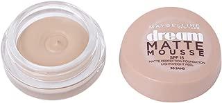 Maybelline Dream Matte Mousse Foundation - 030 Sand, 18 ml