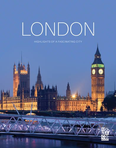 The London Book: Highlights of a Fascinating City