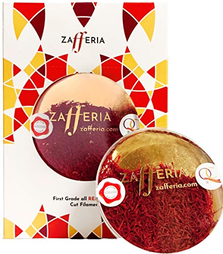 Zafferia Pistilli di Zafferano Rosso Premium 2,3 grammi