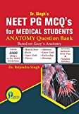 Dr. Singhs NEET PG MCQs for Medical Students