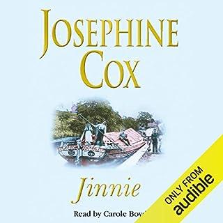 Jinnie audiobook cover art