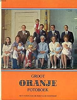Groot Oranje fotoboek