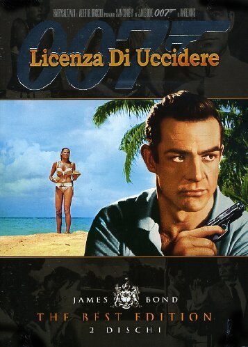007 - Licenza Di Uccidere (Best Edition) (2 Dvd) [Italia]
