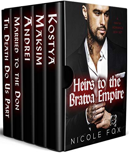 Heirs to the Bratva Empire: A Mafia Romance Box Set (English Edition)