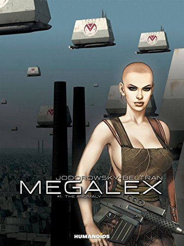 Megalex Vol. 1: The Anomaly (English Edition)