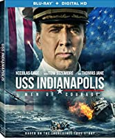 Uss Indianapolis: Men of Courage [Blu-ray] [Import]