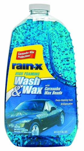 Rain-X 5077557 Carnauba Wax Protection, 64 Fluid_Ounces