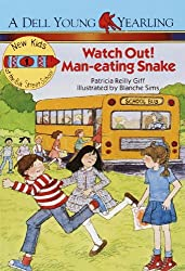 Watch Out! Man-Eating Snake! (The New Kids of Polk Street School)