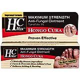 HC Max Maximum Strength Hongo Cura Anti-Fungal Ointment, 28gm