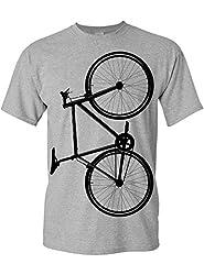 Camiseta de Bicileta: Fixie Bike