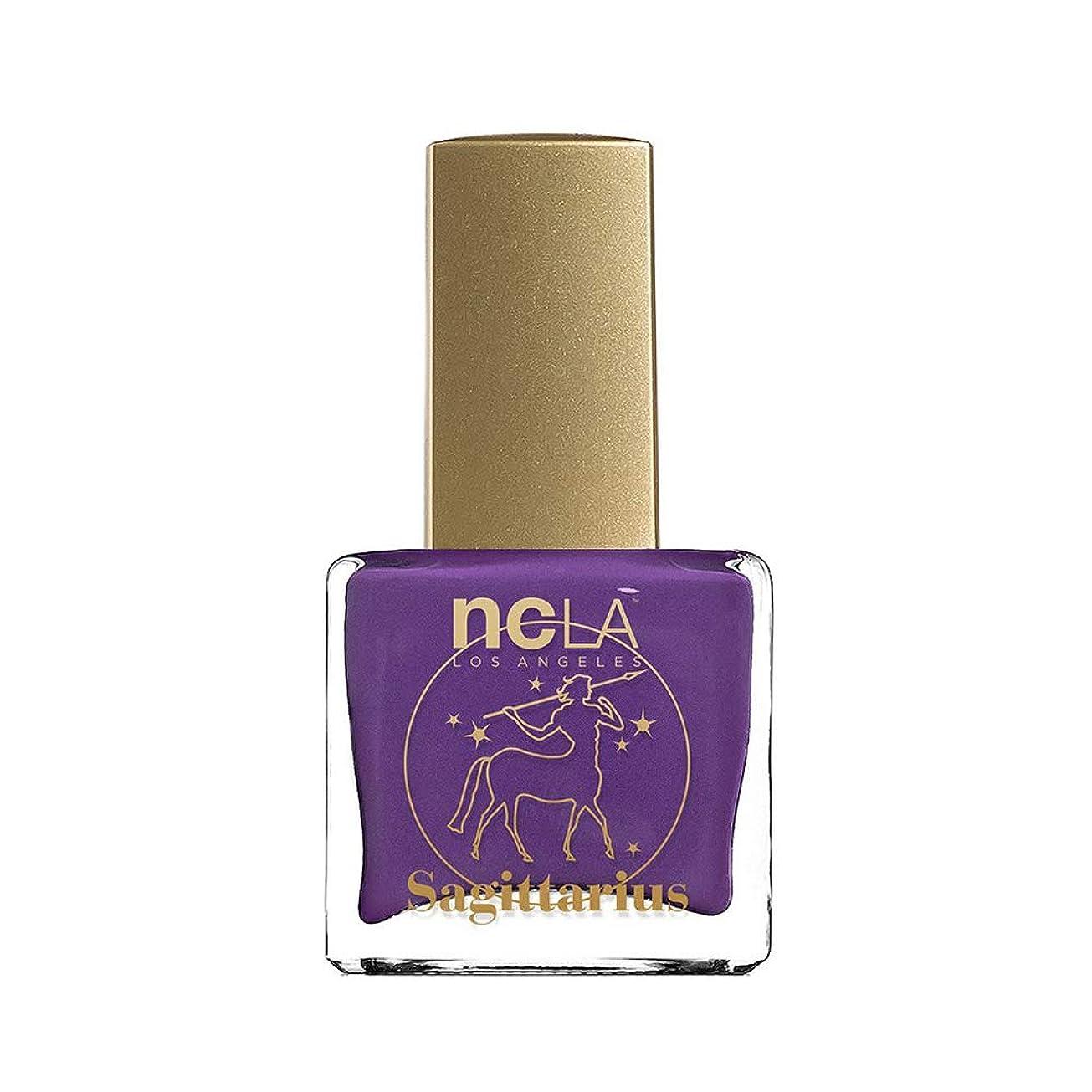 かすかなアリ勘違いするNCLA 射手座、1オンス 紫の