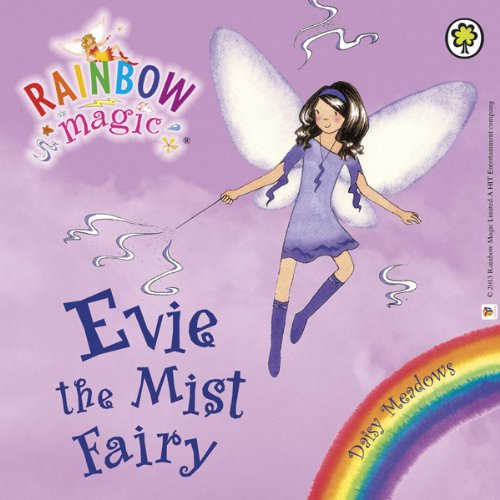 Rainbow Magic - The Weather Fairies: Evie the Mist Fairy audiobook cover art