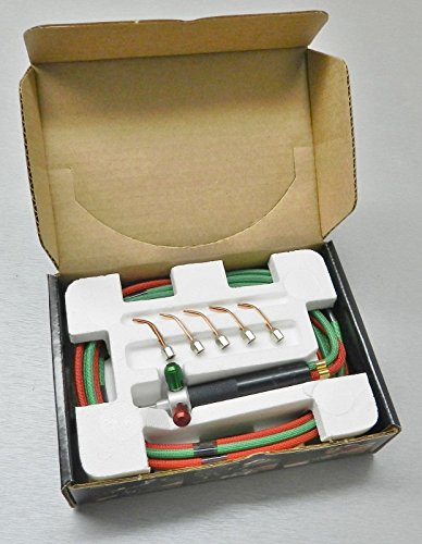 Product Image of the Smith Little Torch Soldering Welding & 5 Tips, Hoses