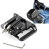 Cartuchera de Sistema de Sujeción de Correa de Cámara para Cámaras DSLR SLR Canon Nikon Sony