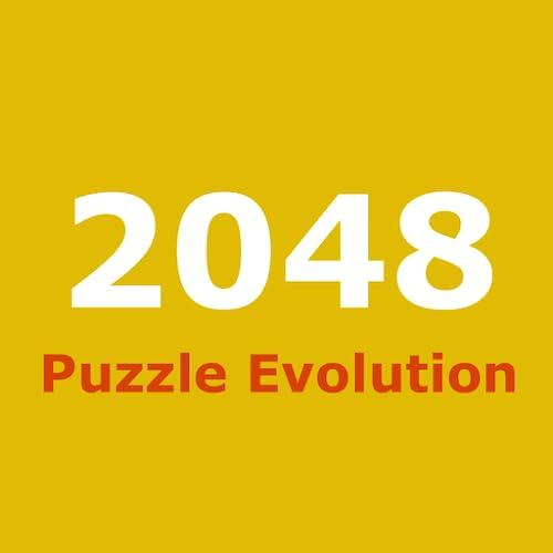 2048 Puzzle Evolution