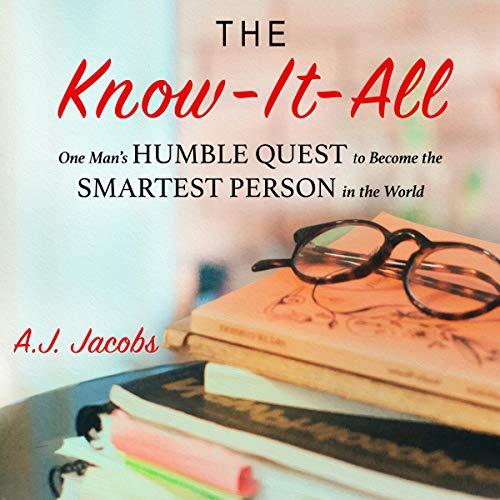 Couverture de The Know-It-All