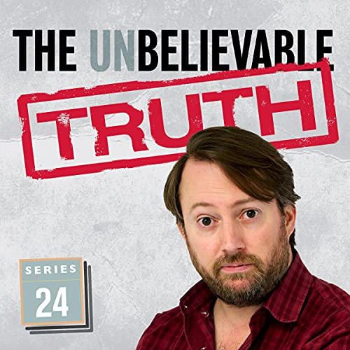 The Unbelievable Truth - Series 24 cover art