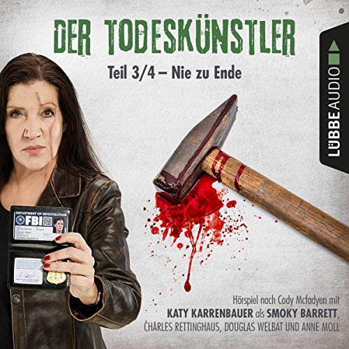 Nie zu Ende audiobook cover art