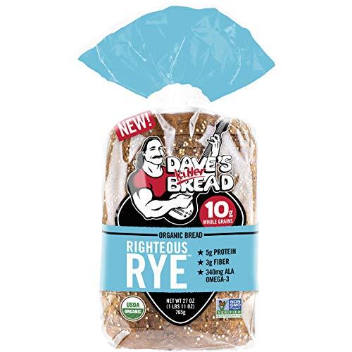 Dave's Killer Bread Organic Righteous Rye Bread, 27 OZ