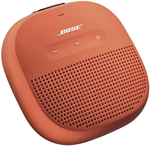 BoseSoundLinkMicroBluetoothspeakerポータブルワイヤレススピーカーブライトオレンジ